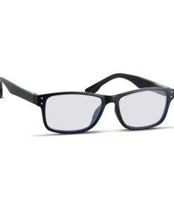 Черни Очила за четене и компютър BLUEGLASS