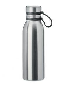 Сребро Мат Термос ICELAND LUX 600 ml