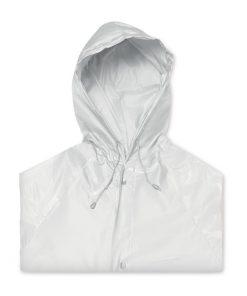 Прозрачен Дъждобран с качулка MAJESTIC