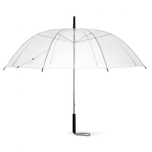 Прозрачен Прозрачен чадър за дъжд BODA