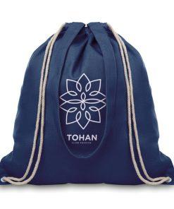 Синя Мешка / Чанта за пазаруване MOIRA 520 ml