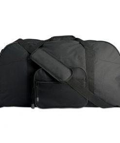 Черен Спортен сак или сак за пътуване TERRA 5.3 L