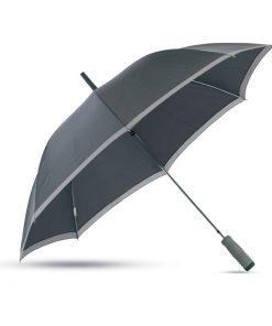 Черен Чадър за дъжд CARDIFF