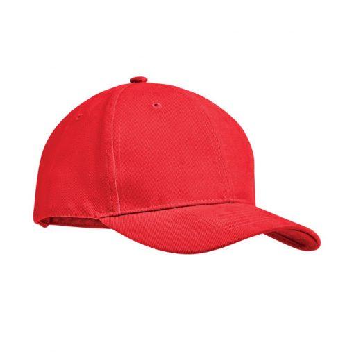 Червена Шапка с козирка TEKAPO