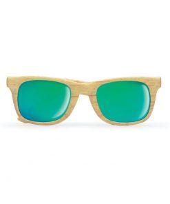 Дървесен Слънчеви очила с дървени рамки WOODIE