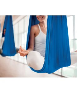 Кралско Син Хамак за въздушна йога