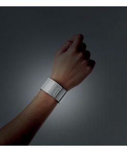 Сребро Блясък Светлоотразителна лента ENROLO+