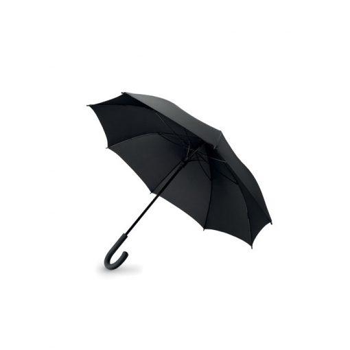 Черен Луксозен чадър за дъжд NEW QUAY