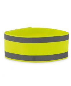 Неоново Жълта Светлоотразителна лента VISIBLE ME