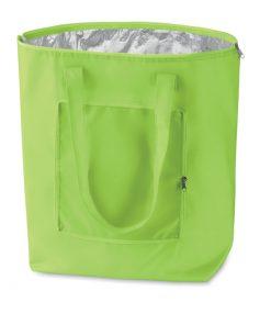 Лайм Сгъваема хладилна чанта за пазаруване PLICOOL 620 ml