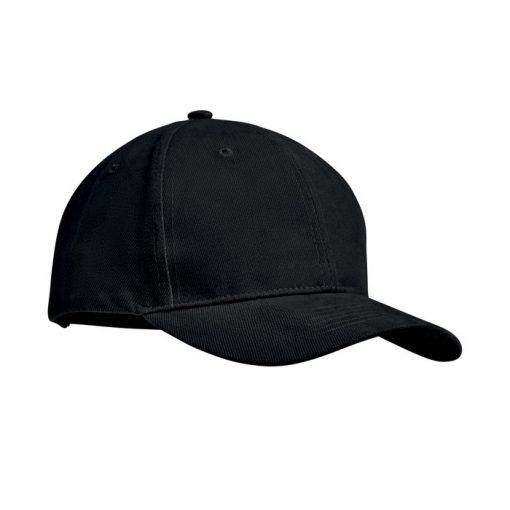 Черна Шапка с козирка TEKAPO