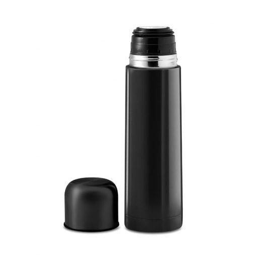 Черен Термос от неръждаема стомана CHAN 500 ml
