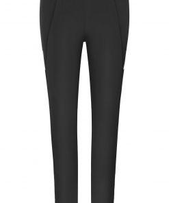 Дамски зимен панталон - цвят Черен