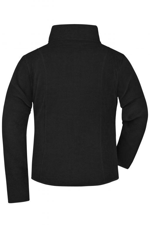 Дамски полар - цвят Черен