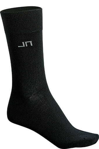 Спортни компресиращи чорапи - цвят Черен