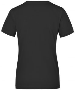 Дамска тениска - цвят Черен