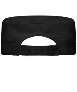 Детска военна шапка - цвят Черен