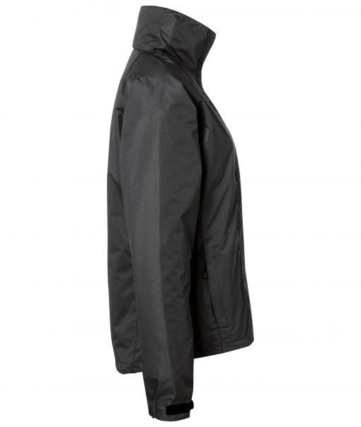 Дамско туристическо яке - цвят Черен