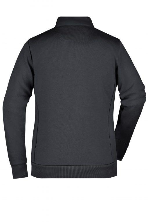 Дамско хибридно яке - цвят Черен
