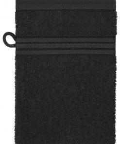 Кухненска кърпа 15 x 21 cm - цвят Черен