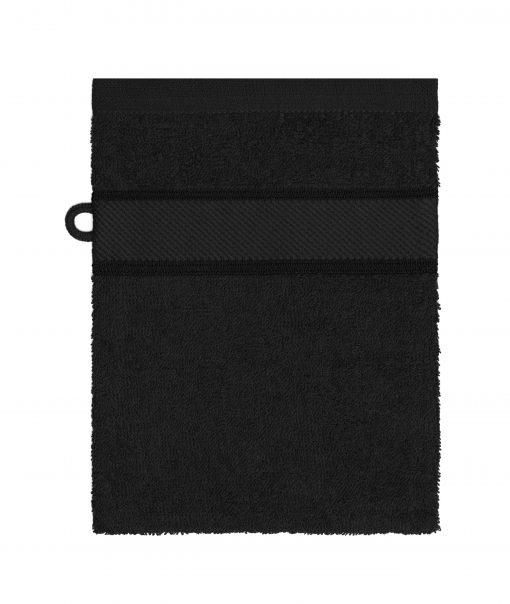 Натурална почистваща ръкавица 15 x 21 cm - цвят Черен