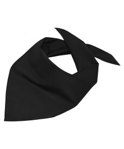 Кърпа за глава - цвят Черен