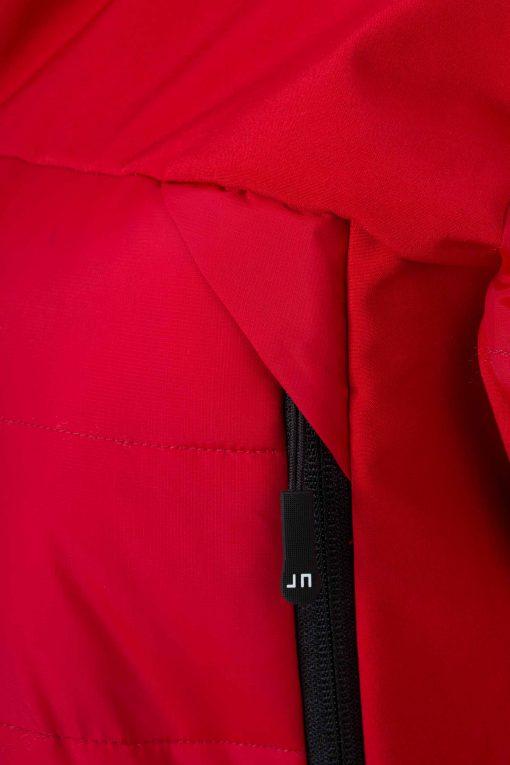 Мъжко термо яке - цвят Черен