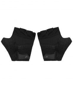 Ръкавици за колоездене - цвят Черен