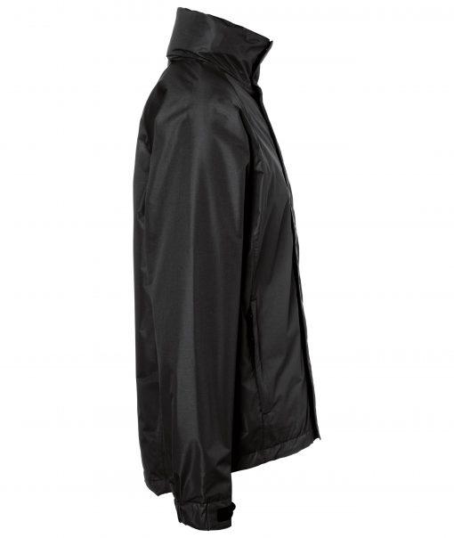 Мъжко туристическо яке - цвят Черен