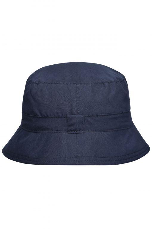 Рибарска шапка - цвят Морскосиньо