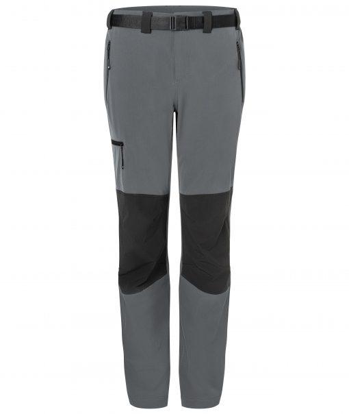 Мъжки трекинг панталон - цвят Индиго/Черно