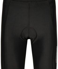 Къси спортни панталони за колоездене - цвят Черен