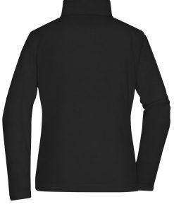Дамско поларено яке - цвят Черен