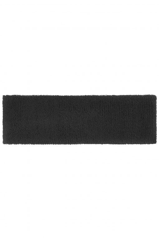 Лента за глава - цвят Черен