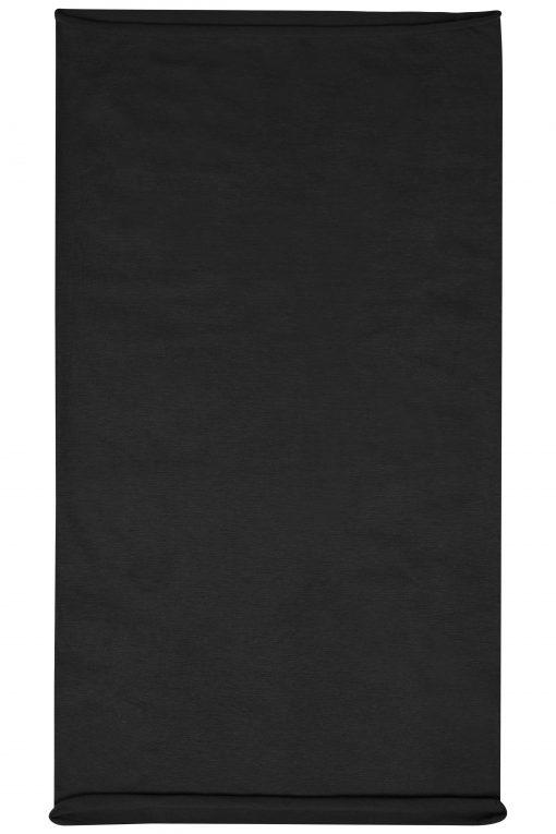 Памучен шал - цвят Черен
