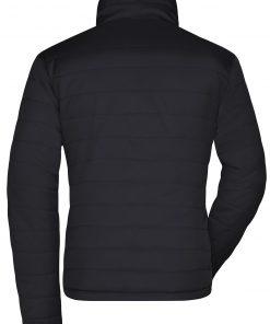 Дамско шушляково яке - цвят Черен