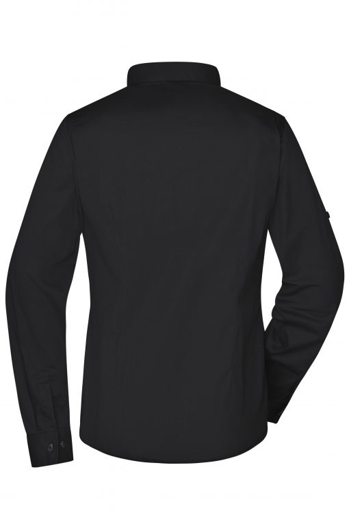 Дамска риза - цвят Черен