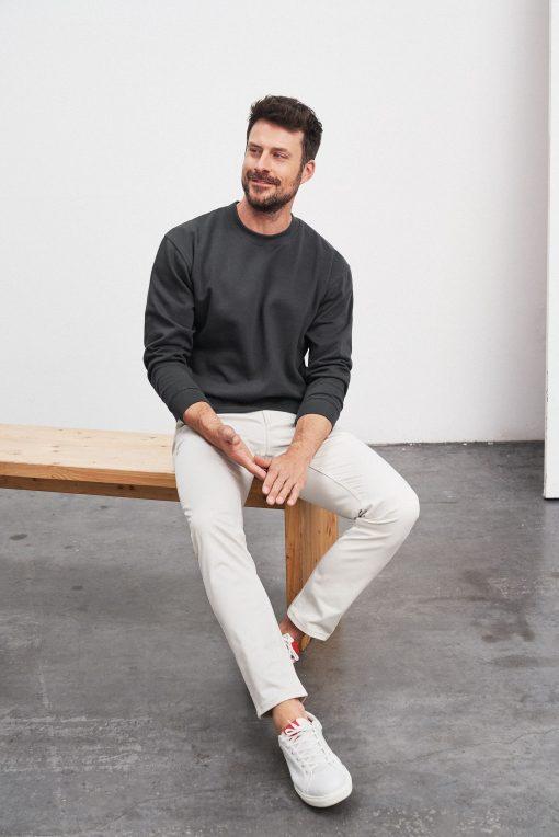 Мъжка блуза - цвят Черен