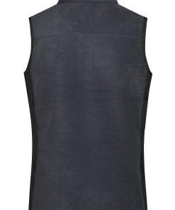 Дамски поларен елек - цвят Индиго/Черно