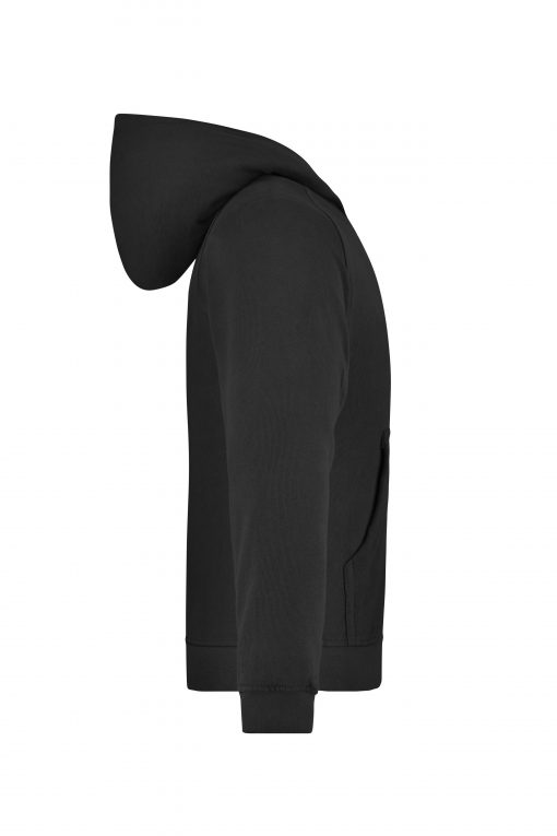 Детски суичър - цвят Черен