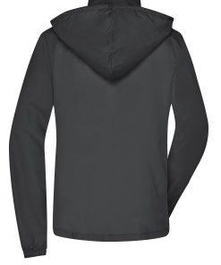 Дамска ветровка Basic - цвят Черен