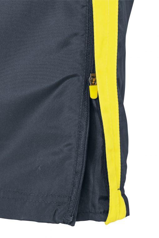 Мъжки спортен панталон - цвят Черно/Черно