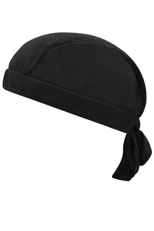 Спортна бандана - цвят Черен