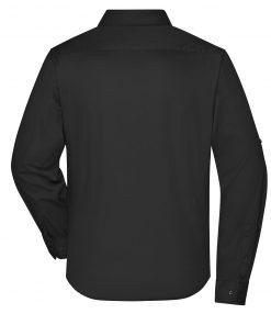 Мъжка риза - цвят Черен