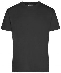 Дамска памучна тениска Standard - цвят Черен
