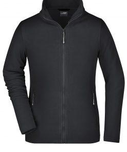 Дамско поларено горнище - цвят Черен