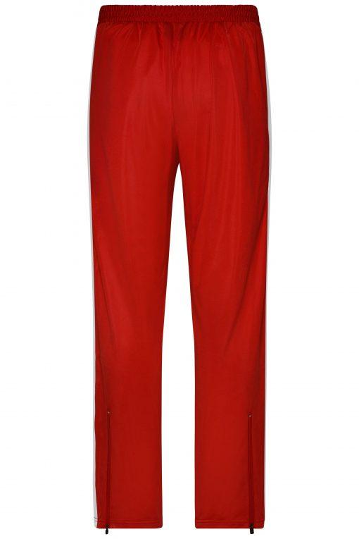 Мъжки анцуг - цвят Червено/Бяло
