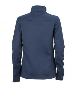 Дамско поларено яке - цвят Морско Син