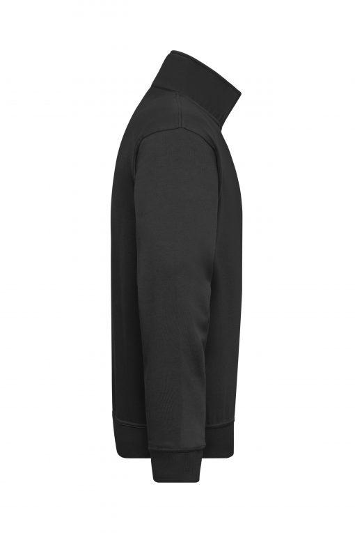 Мъжка блуза със семпъл дизайн - цвят Черен