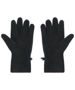 Зимни ръкавици - поларени - цвят Черен